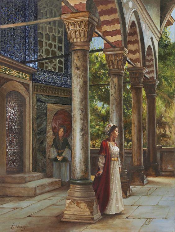 Valide sultan (Madre sultana) 96d44bf43e8f42e772556ced422c370c