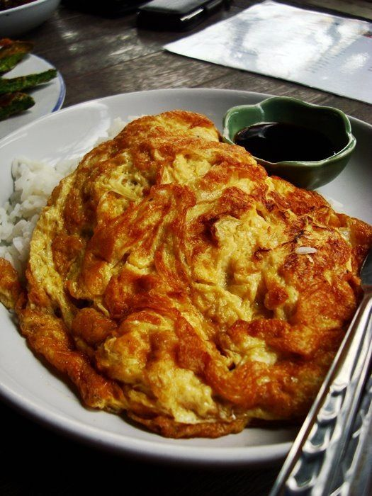 explore omelet thai food and more omelet rice