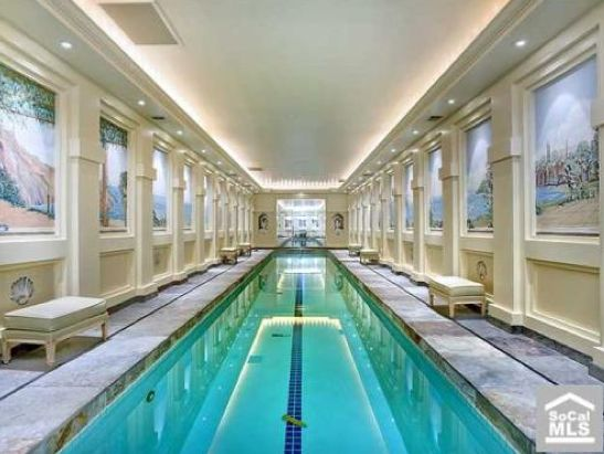 Indoor Pool | Swimming Pools | Pinterest | Lap pools
