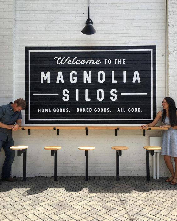 Dream Kitchen And Bath Magnolia Tx: Welcome To The Magnolia Silos