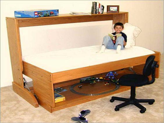 murphy bed desk diy pinterest simple desk plans and the o 39 jays. Black Bedroom Furniture Sets. Home Design Ideas