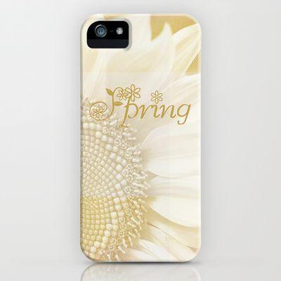 Spring iPhone Case by Viviana González - $35.00