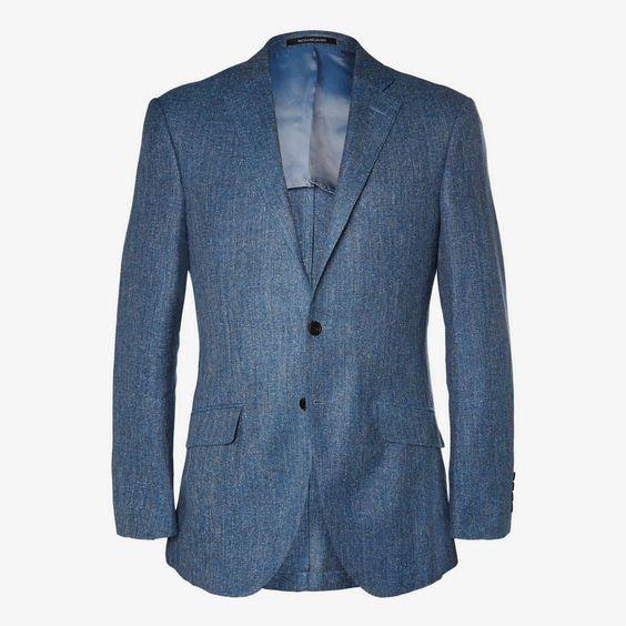 Pick of the Day: Richard James Blue 'Hyde' Jacket - http://www.mnswr.com/pick-of-the-day-richard-james-blue-hyde-jacket/ Menswear style inspiration || #menswear #mensfashion #mensstyle #style #sprezzatura #sprezza #mentrend #menwithstyle #gentlemen #bespoke #mnswr #sartorial #mens #dapper