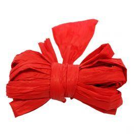 Cinta Decofiok, color Rojo. Con ella harás lazos perfectos para tus regalos. Disponible en rollo de 5 y 50m. Disponible en Gran Velada.