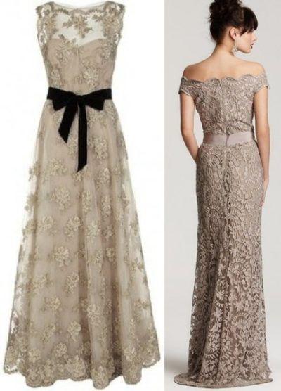 vestidos de renda para casamento lindo modelo