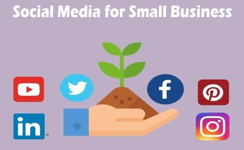 Social Media For Small Business Why Small Businesses Need Social Media How To Use Social Media For Business Tecteem Social Media Small Business Social