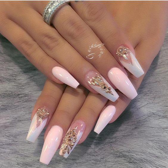 #unhas #nails #unhasdegel #alogamentodeunhas #unhastumblr #unhasgrandes #unhasdecoradas Nails /  Inspiração de unhas / Nails art / ideia de unhas decoradas / Unhas Bonitas / ideia de unhas delicadas / Alongamento de Unhas / Unhas de fibra de vidro / Unhas de gel Nails verão 2020 / Nails design / Ideias para unhas / Unhas lindas / Unhas perfeitas / ideia de unhas desenhadas  / ideia de unhas decoradas delicadas / ideia de unhas tumblr / Acrylic nails / Unhas Grandes / Unhas bailarina