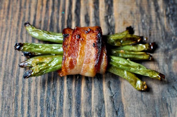 Greenbean Bacon Bundles