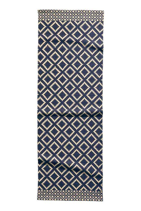 Tapis en coton | H&M (70x200)
