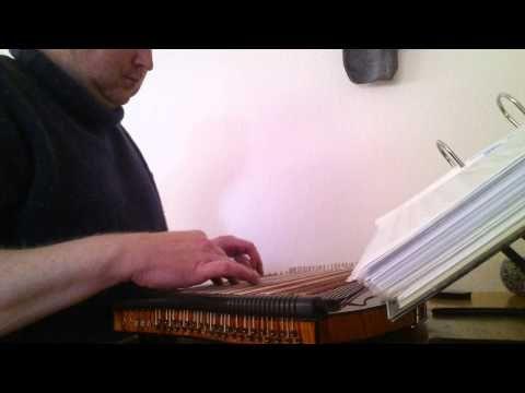 Weihnachts Wiegenlied by John Rutter auf der Zither - YouTube