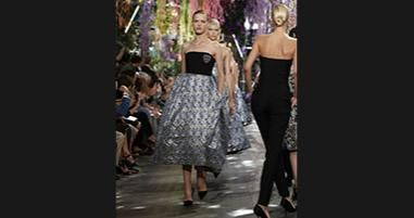 UNGER-FASHION.COM ♥ Dior Spring-Summer 2014 Ready-to-Wear. Discover more on www.dior.com . #Dior #PFW #RTW #SS14