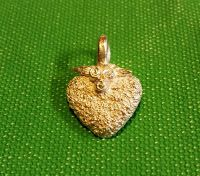 PMC heart pendant made in class with @lorenaangulo at @creativesideja.
