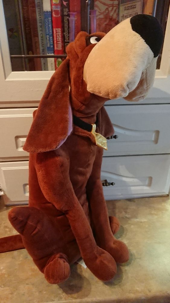 Disney Store Trusty The Bloodhound From Lady And The Tramp Plush Toy Cute Stuffed Animals Lady And The Tramp Plush Toy