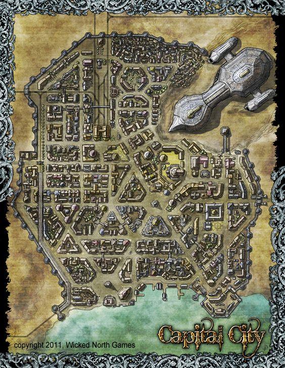 Click to Close | 5.00. RPG Map | Pinterest | Cartes de ...