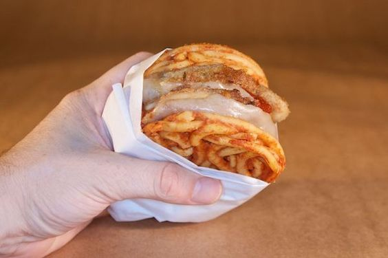 The 'Roni Roll