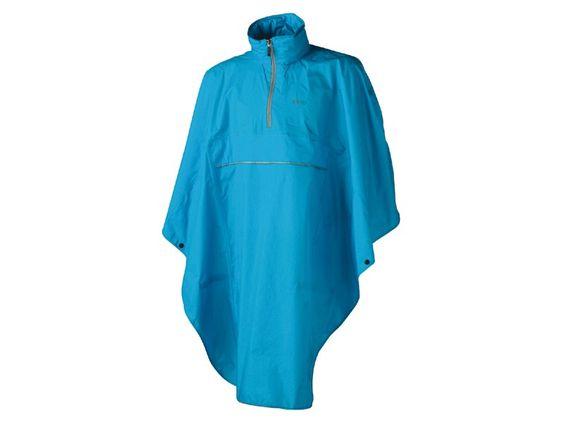 Poncho-velo-Cape-de-pluie-Agu-Track-Bleu-azur