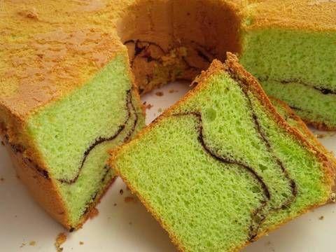Pin Di Chiffon Cakes