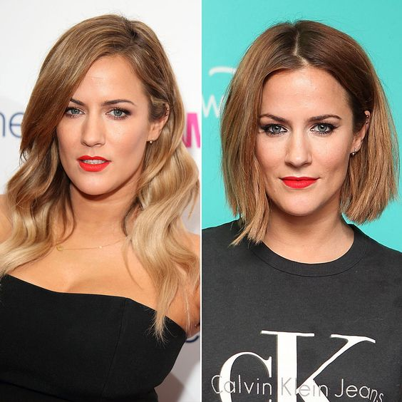 Celebrities Who Cut Their Hair Short | Hairstyle Pictures | POPSUGAR Beauty UK