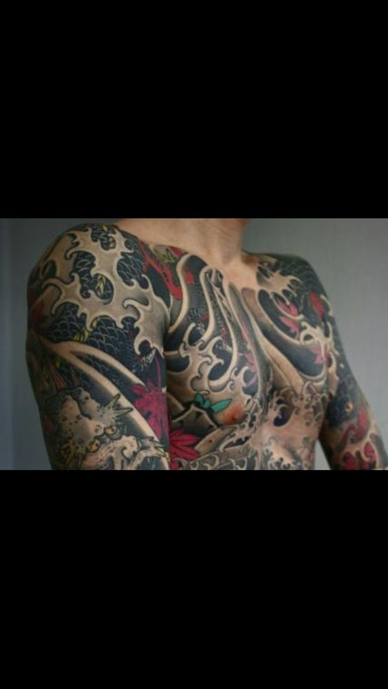 Asian Theme Tattoo 68