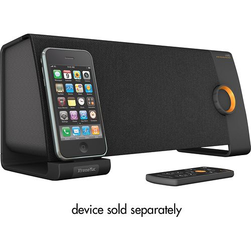 XtremeMac - Tango Speaker Dock for Apple® iPod®, iPhone® and iPad®