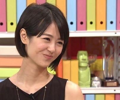 笑顔が可愛い夏目三久さん