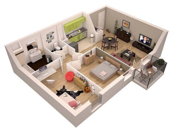 Plan de maison  trouver un logiciel gratuit et facile à utiliser