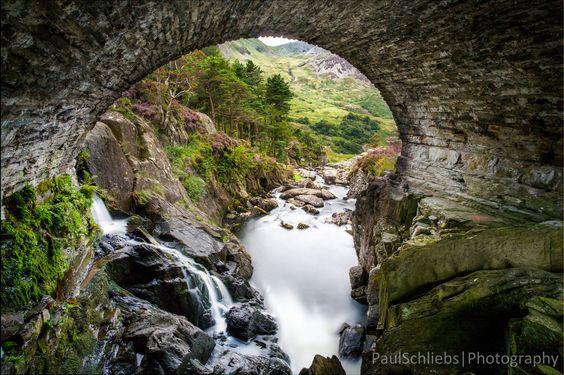 ITAP From Under a Bridge in Snowdonia North Wales http://ift.tt/2hJkpKv