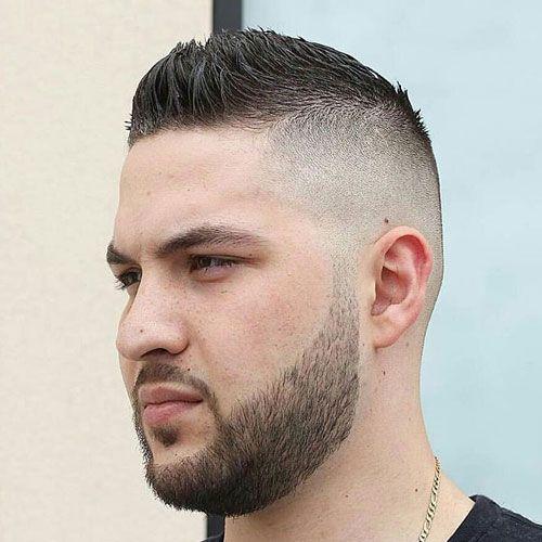 26++ Faux hawk fade haircut ideas