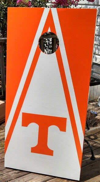 Cornhole Tailgating And Tennessee On Pinterest