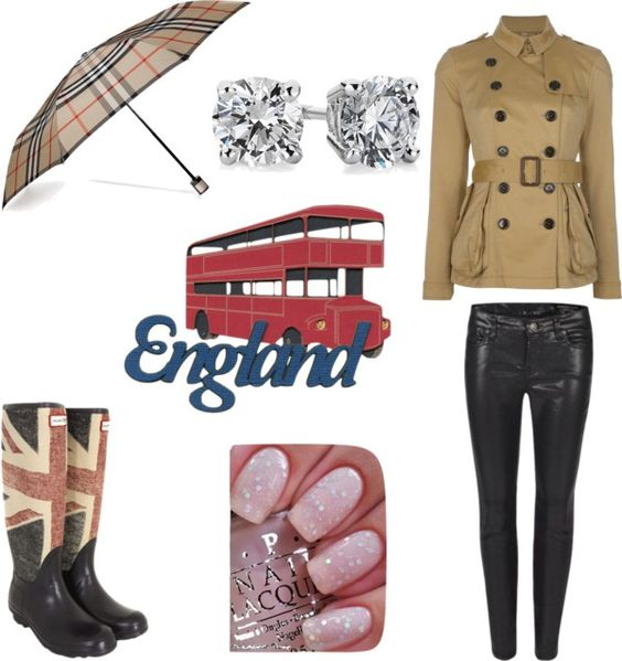 """Life in England"" by faith-nneka-odigbo on Polyvore"