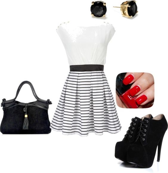 """""""Casual date"""" by kadygayle on Polyvore"""