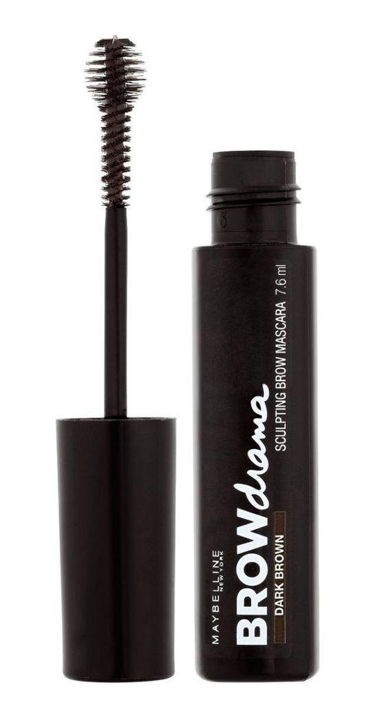 Maybelline Brow Drama Sculpting Brow Mascara http://beautyeditor.ca/2014/11/07/maybelline-brow-mascara
