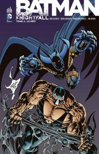 Batman : Knightfall - Tome 2 Urban Comics