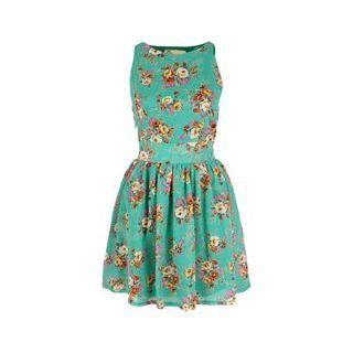 Lovestruck Brid Floral Dress - USC