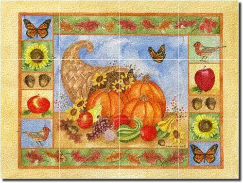 Kitchen Tiles Fruits Vegetables pinterest • the world's catalog of ideas