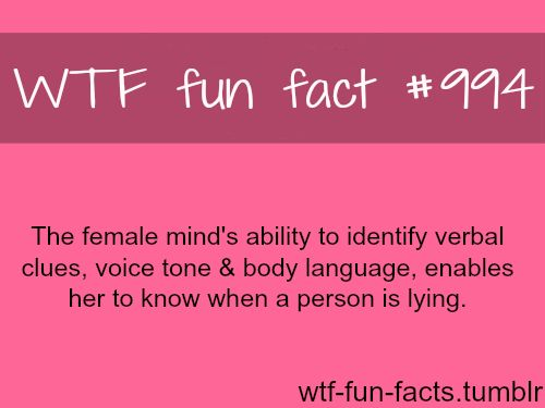 8 Amazing But True Facts About Lying