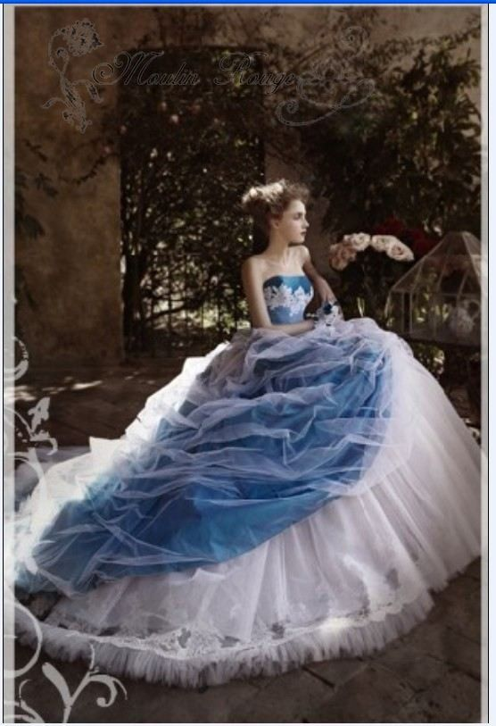 White ball gowns fairy tales and ball gown on pinterest for Fairytale ball gown wedding dresses