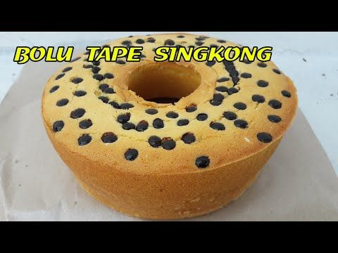 Ternyata Enak Nya Gak Ketulungan Resep Bolu Tape Singkong Anti Bantat Anti Gagal Youtube Resep Cake Matcha Brownies Bolu Cake