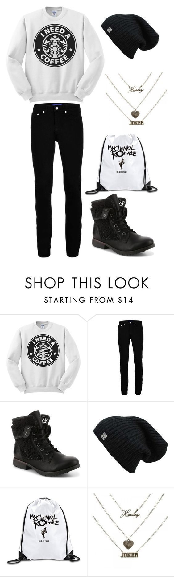 """""""Outfit I'd actually wear #3"""" by tylertbh ❤ liked on Polyvore featuring Topman"""