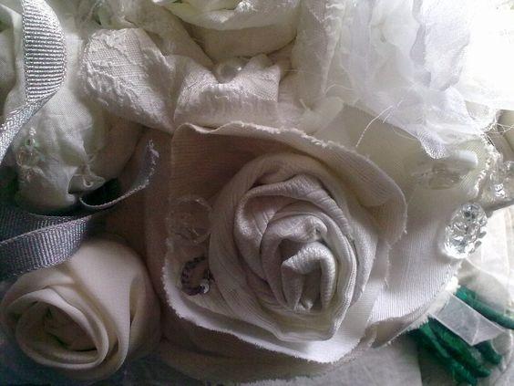 Bouquets of Silk Flowers