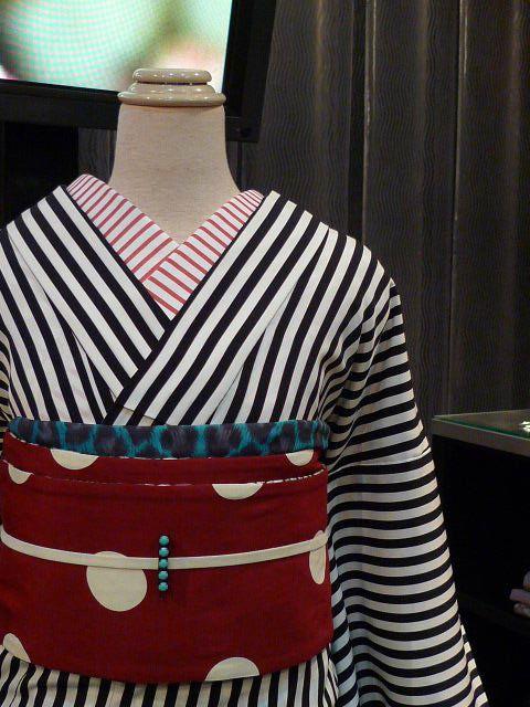 kimono・gle縞original