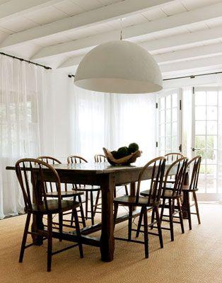 TREND ALERT GO BIG OR GO HOME HUGE DINING ROOM PENDANT LIGHTS Home Chai