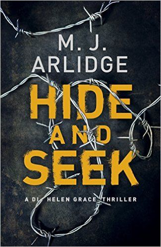 Hide And Seek by M.J. Arlidge #Review: