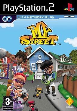 My Street.  back in 2003 i remember my sisters and i would play this game hours into the night lmao....miss those days :(   @RubyAmi   do you remember this game lol
