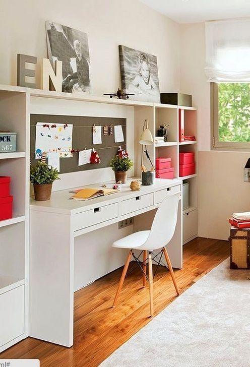 52 Stunning Desk Design Ideas For Kids Bedroom Furniture 52
