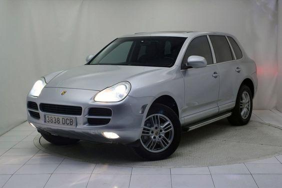 Comprar Porsche Cayenne S usado en oferta todoterreno y 4x4 en Madrid PLATA con 208183 km