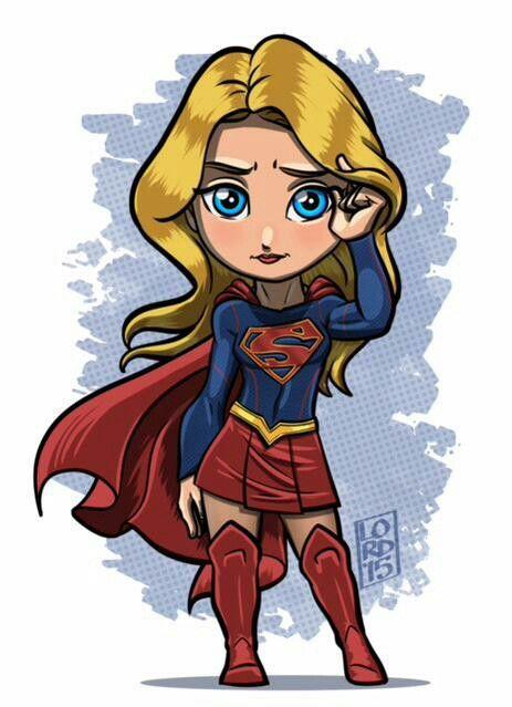 Lord mesa-art Supergirl -  KaraZor-El