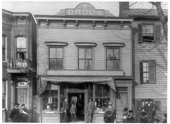 Leigh Street Pharmacy, Richmond, Va.
