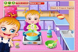 http://babygamesforfun.weebly.com/cooking-games.html