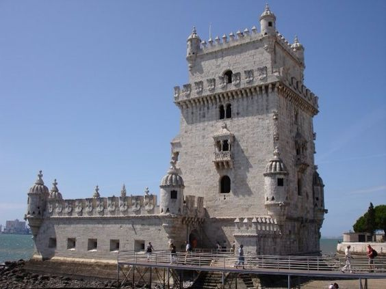 Torre de Belém Lisboa - Portugal